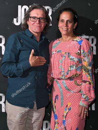 Editorial picture of 'Joker' film screening, London, UK - 25 Sep 2019