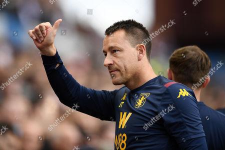 Editorial picture of Aston Villa v Burnley, Premier League, Football, Villa Park, Birmingham, UK - 28 Sep 2019