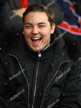 Jack Sullivan, son of West Ham United owner David Sullivan