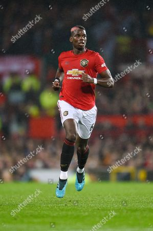 Editorial photo of Manchester United v Arsenal, Premier League, Football, Old Trafford, Manchester, UK - 30 Sep 2019