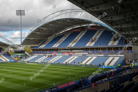 Editorial picture of Huddersfield Town v Millwall, EFL Sky Bet Championship, Football, The John Smith's Stadium, Huddersfield, UK - 28 Sep 2019