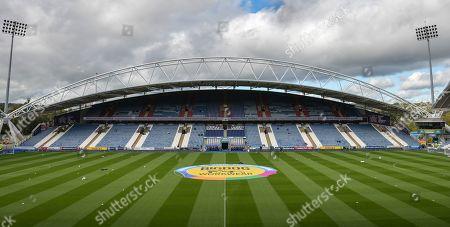 Editorial image of Huddersfield Town v Millwall, EFL Sky Bet Championship, Football, The John Smith's Stadium, Huddersfield, UK - 28 Sep 2019