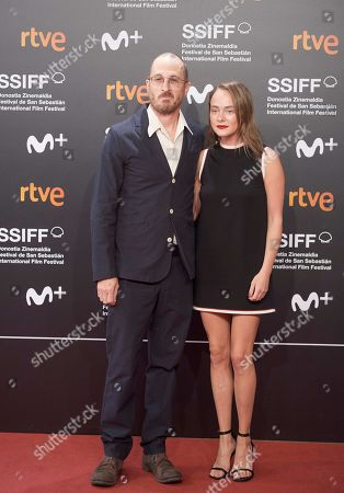 Editorial picture of 'Pacificado' premiere, 67th San Sebastian Film Festival, Spain - 24 Sep 2019