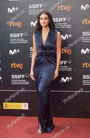 Editorial photo of 'Pacificado' premiere, 67th San Sebastian Film Festival, Spain - 24 Sep 2019
