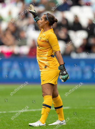 Tottenham Hotspur Women Goalkeeper Becky Spencer