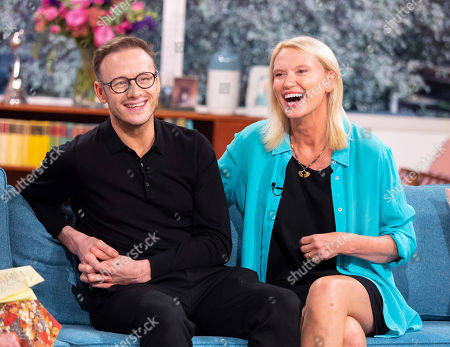 Kevin Clifton and Anneka Rice