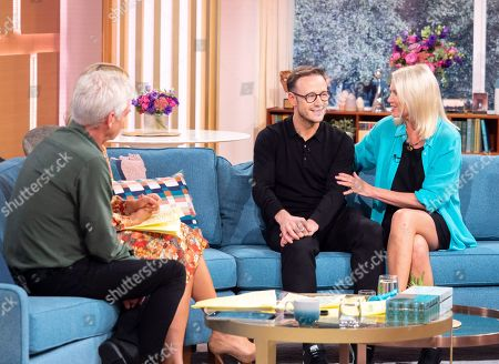 Editorial picture of 'This Morning' TV show, London, UK - 25 Sep 2019