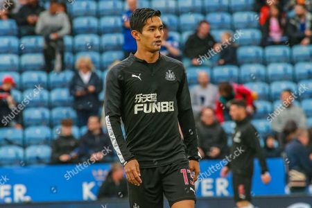 Editorial photo of Leicester City v Newcastle United, Premier League, Football, King Power Stadium, Leicester, UK - 29 Sep 2019
