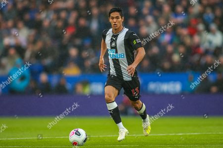 Editorial picture of Leicester City v Newcastle United, Premier League, Football, King Power Stadium, Leicester, UK - 29 Sep 2019