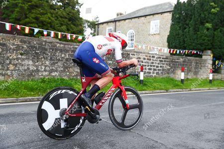 Alex Dowsett of Great Britain.