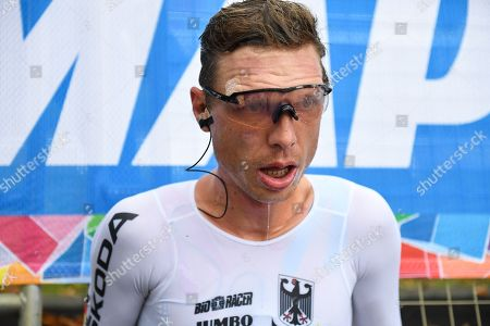 Stock Picture of Tony Martin of Germany.