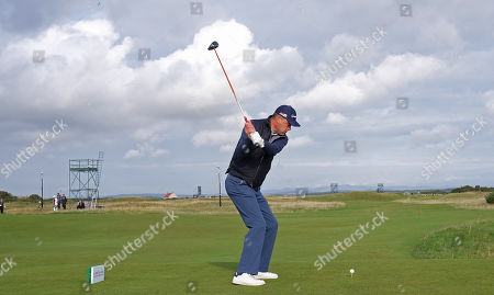Editorial photo of Alfred Dunhill Links Championship, First Round, Golf, Scotland, UK - 26 Sep 2019