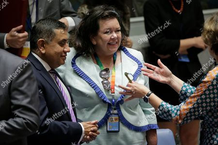 Editorial picture of UN General Assembly - 25 Sep 2019