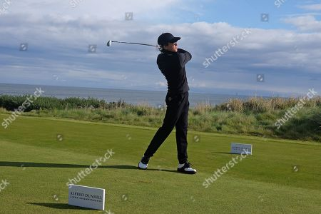 Editorial image of Alfred Dunhill Links Championship, Third Round, Golf, Scotland, UK - 28 Sep 2019
