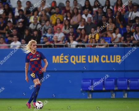 Kheira Hamraoui of FC Barcelona