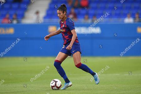 Leila Ouahabi of FC Barcelona