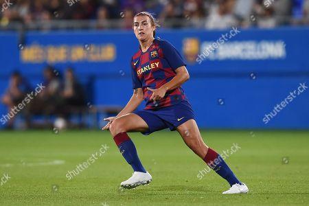 Patricia Guijarro of FC Barcelona