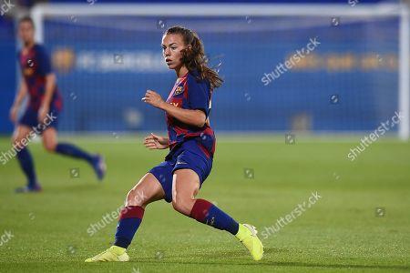 Candela Andújar of FC Barcelona