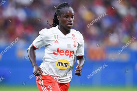 Eniola Aluko of Juventus