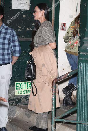 Stock Photo of Demi Moore