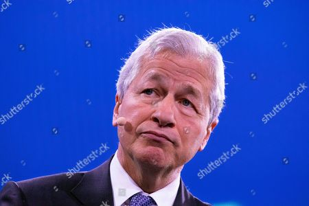 Jamie Dimon, Chairman and CEO of JPMorgan Chase, speaks at the Bloomberg Global Business Forum, in New York