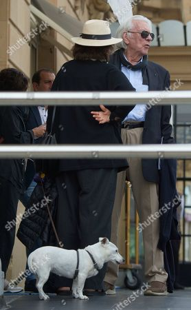 Editorial picture of Donald Sutherland out and about, 67th San Sebastian Film Festival, Spain - 25 Sep 2019