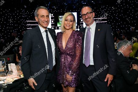 Stock Photo of John Fithian, Elizabeth Banks and John Fithian
