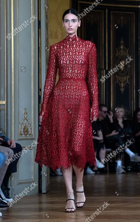 Christian Siriano Show Runway Paris Fashion Week Stock Photos Exclusive Shutterstock