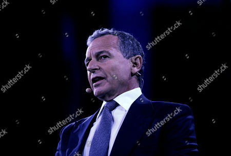Robert Iger, chairman and chief executive officer of The Walt Disney Company speaks at the Bloomberg Global Business Forum 2019 at the Plaza Hotel in New York, New York, USA, 25 September 2019. World leaders gathered for the United Nations General Debate this week, and business leaders are gathering for the event, which was organized by Bloomberg Philanthropies, to discuss economic and trade issues, globalization, innovation, and competition.