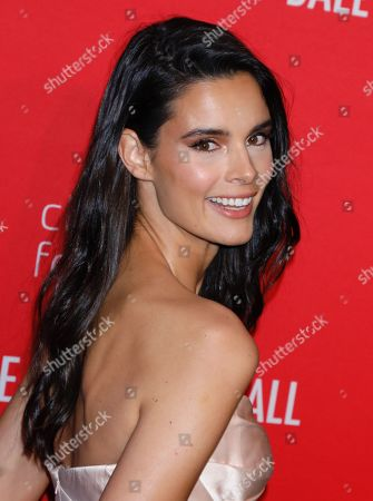 Editorial image of 5th Annual Clara Lionel Foundation Diamond Ball, Arrivals, Cipriani Wall Street, New York, USA - 12 Sep 2019