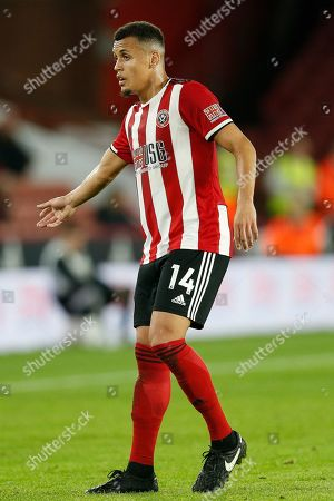 Ravel Morrison of Sheffield United during the EFL Cup match between Sheffield United and Sunderland at Bramall Lane, Sheffield