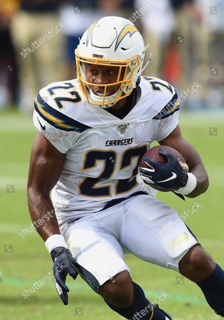 Editorial picture of Texans Chargers Football, Carson, USA - 22 Sep 2019