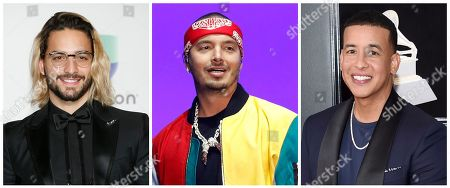 """S shows from left to right, Maluma, J Balvin and Daddy Yankee. The popular Latin performers are lashing out at the Latin Grammys for dismissing them and other musicians from the reggaeton and Latin trap world in the top categories at its upcoming awards show. The Latin Grammys announced the nominees for its 2019 show, and the major categories didn't include performers like Balvin, Daddy Yankee, Bad Bunny, Nicky Jam, Maluma or Ozuna though the stars have dominated the music world. The Latin Recording Academy said in a statement that they """"hear the frustration and discontent"""