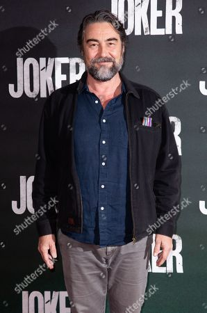 Stock Image of Nathaniel Parker