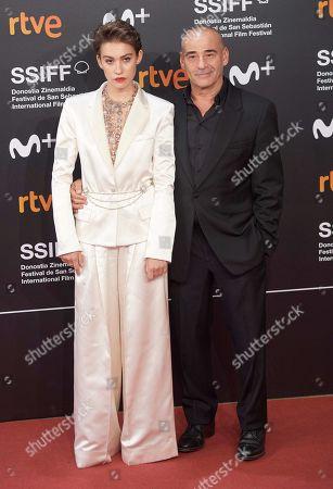 Editorial image of 'Sorry We Missed You' film premiere, 67th San Sebastian Film Festival, Spain - 25 Sep 2019
