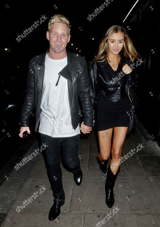 Jamie Laing and Sophie Habboo