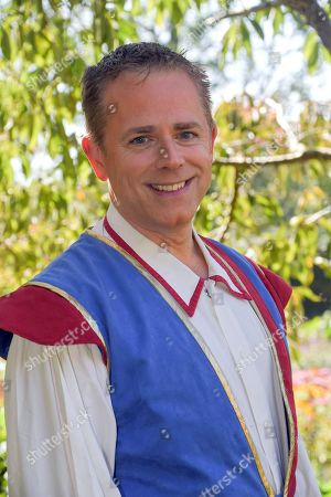Stock Photo of Muddles: Chris Jarvis from CBeebies