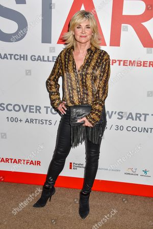 Editorial picture of START Art Fair preview evening, Saatchi Gallery, London, UK - 25 Sep 2019