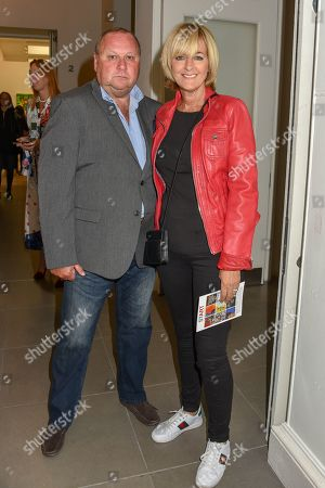 Jane Moore and Gary Farrow