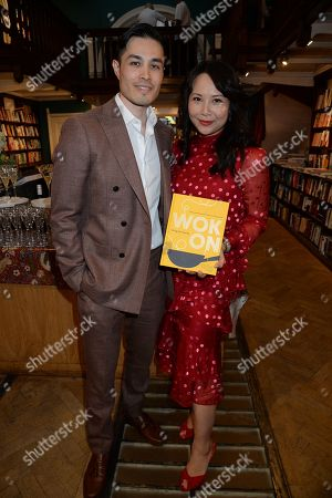 Jamie Cho and Ching-He Huang