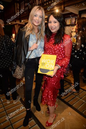 Laura Whitmore and Ching-He Huang