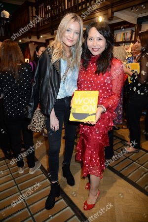 Editorial picture of 'Wok On' by Ching-He Huang book launch, Daunts Books, London, UK - 25 Sep 2019