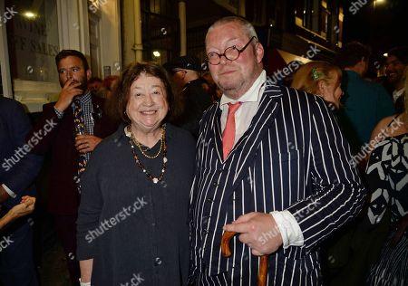 Editorial image of St. John 25th Birthday Party, London, UK - 25 Sep 2019