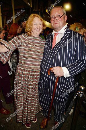 Margot Henderson and Fergus Henderson
