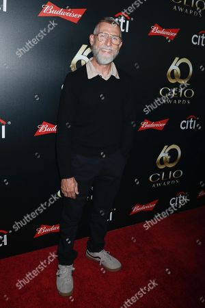 Editorial picture of The 60th Annual Clio Awards, Arrivals, New York, USA - 25 Sep 2019