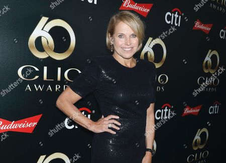 Stock Image of Katie Couric