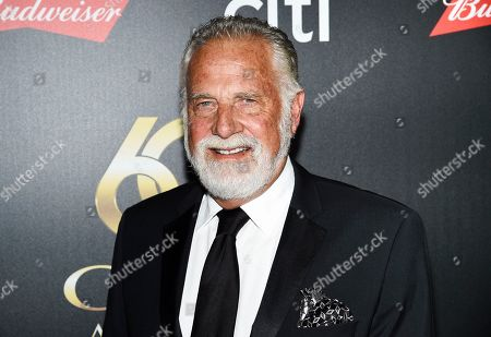 """Jonathan Goldsmith aka """"The Most Interesting Man in the World"""" attends the 60th annual Clio Awards at The Manhattan Center, in New York"""