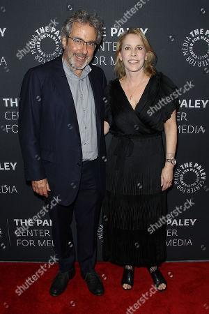 Warren Leight and Julie Martin