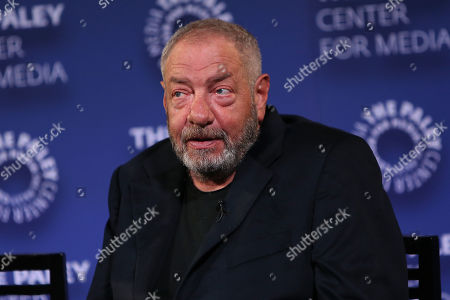 Stock Picture of Dick Wolf