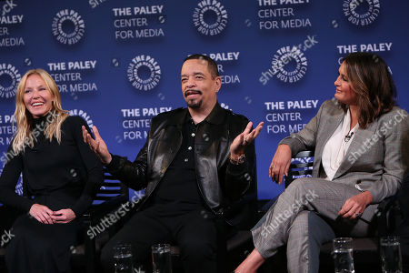 Editorial image of Paleylive NY: History is Made: Law & Order: SVU Celebrates a Milestone, New York, USA - 25 Sep 2019